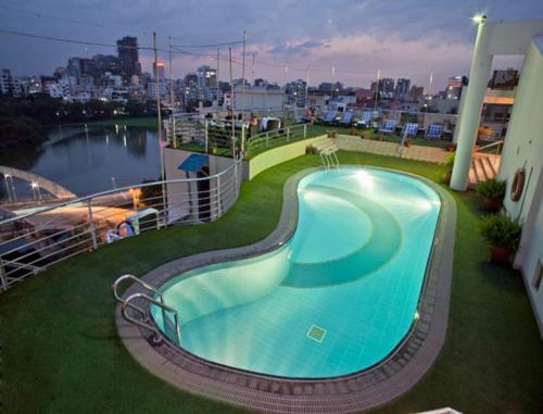 酒店图片: Lakeshore Hotel & Apartments, 达卡