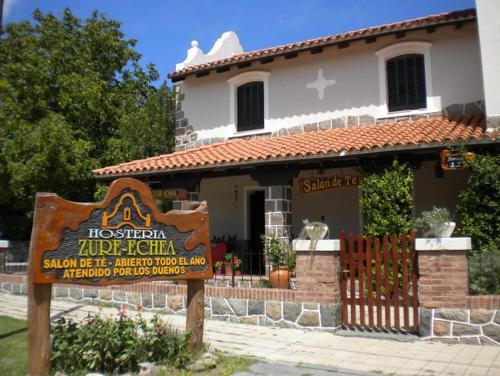 Zdjęcia hotelu: Hosteria Zure-Echea, Valle Hermoso