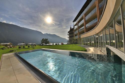Fotos de l'hotel: Genießer & Wellnesshotel Laterndl Hof am See, Haldensee