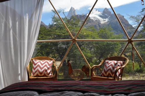 Фотографии отеля: Patagonia Eco Domes, Эль-Чальтен