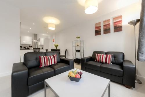 Roomspace Serviced Apartments - Nouvelle House
