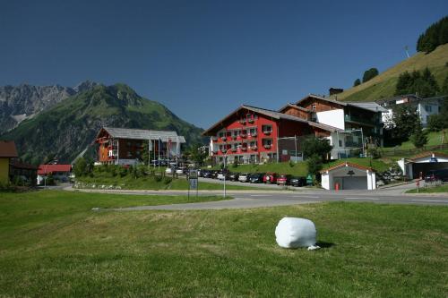 Hotelfoto's: IFA Alpenrose Hotel Kleinwalsertal, Mittelberg