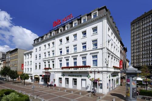 Hotellikuvia: ibis Charleroi Gare, Charleroi
