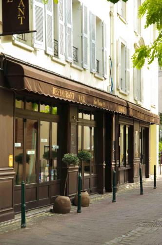 H�tel Restaurant CASA 28 Rueil Malmaison