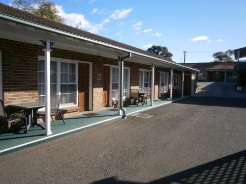 酒店图片: George Bass Motor Inn, Nowra