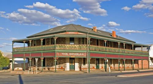 Fotos do Hotel: Imperial Fine Accommodation, Broken Hill