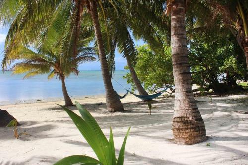 Paparei Beachfront Bungalows, Aitutaki