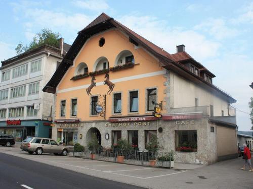 Hotellikuvia: Gasthof Post, Frankenmarkt