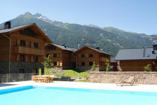 Fotografie hotelů: Alpinpark Lodges Matrei, Matrei in Osttirol