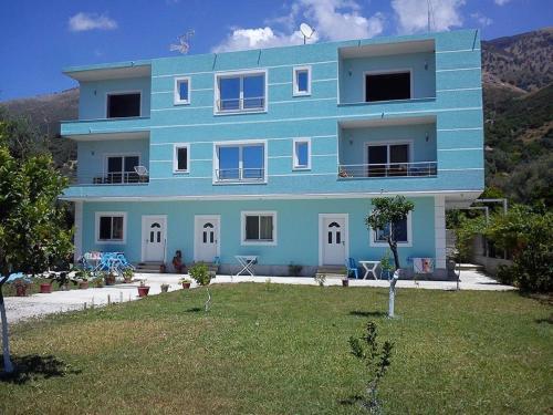 Fotografie hotelů: Solarus Apartments, Borsh
