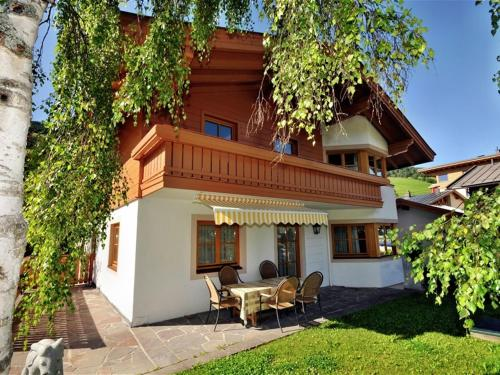 Holiday home Chalet Saalbach