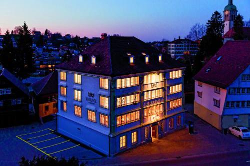 Hotel Pictures: Gasthaus Krone Speicher Boutique-Hotel, Speicher