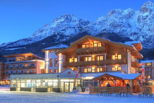 Fotos del hotel: Tarlack Appartements Hütten 34, Leogang