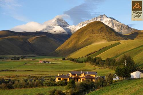 Hotel Pictures: Illinizas Lodge, Machachi