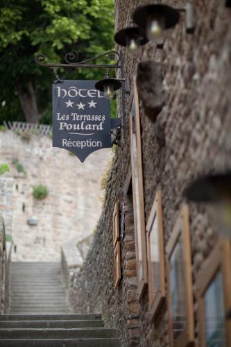 Hotel Pictures: Les Terrasses Poulard, Le Mont Saint Michel