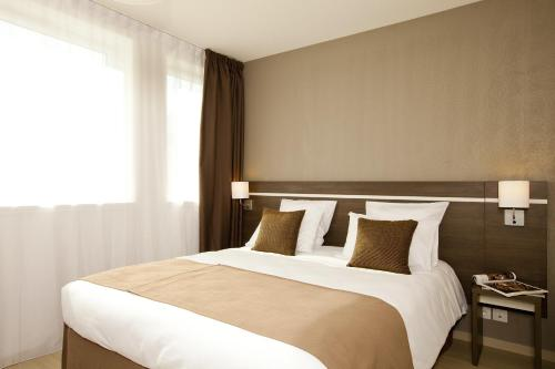 Aparthotel adagio access paris massy gare tgv palaiseau for Appart hotel antony