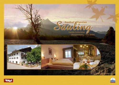 Foto Hotel: , Pinswang