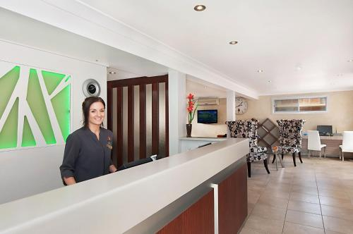 Hotellbilder: The Galaxy Motel, Gosford