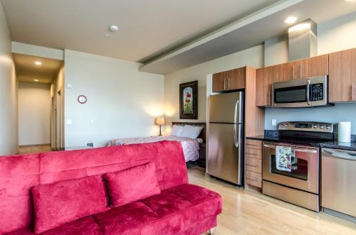 Seattle Belltown Apartment