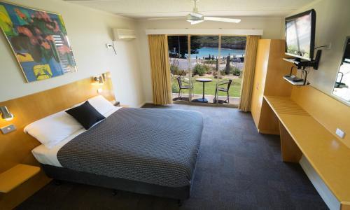 Hotelbilleder: Loch Ard Motor Inn, Port Campbell