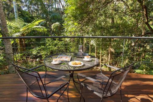 Foto Hotel: Pethers Rainforest Retreat, North Tamborine