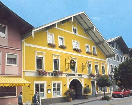 Hotellikuvia: Goldener Ochs, Golling an der Salzach