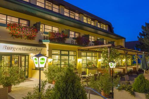 Фотографии отеля: Hotel Burgenländerhof, Мербише-ам-Зее