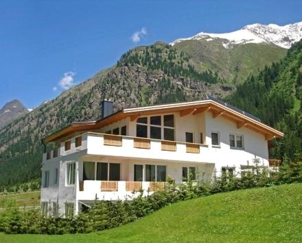 Hotelbilder: Berg-Juwel, Sankt Leonhard im Pitztal