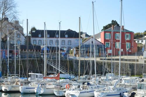 Hotel Pictures: Ty Mad Hôtel-Restaurant, Groix