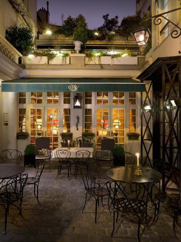l 39 affable parijs restaurant uit de michelin gids. Black Bedroom Furniture Sets. Home Design Ideas