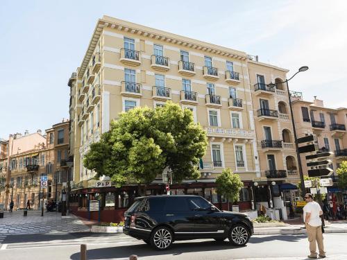 Hotel Ambassador-Monaco
