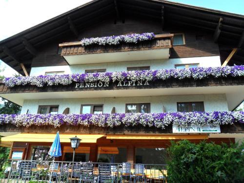 Hotellbilder: Gasthof Pension Alpina, Obsteig