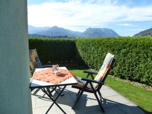 Fotos de l'hotel: Ferienwohnung Sonnenwiese, Kössen