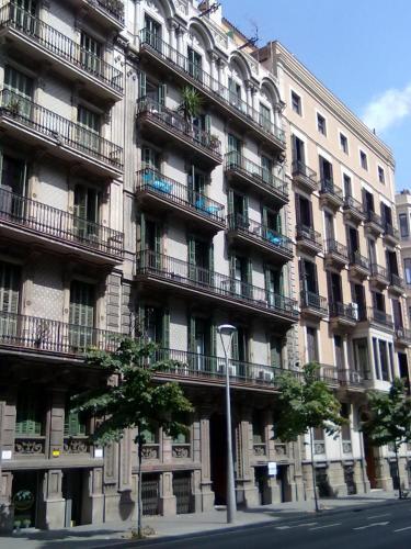 hostal balmes centro barcelona online booking
