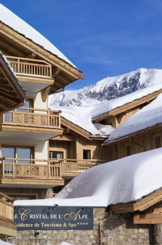 R�sidence CGH Le Cristal de l'Alpe L'Alpe d'Huez