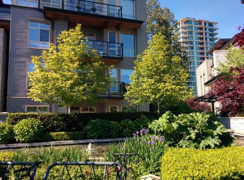 Deluxe Two Bedroom Apartment at UBC Campus