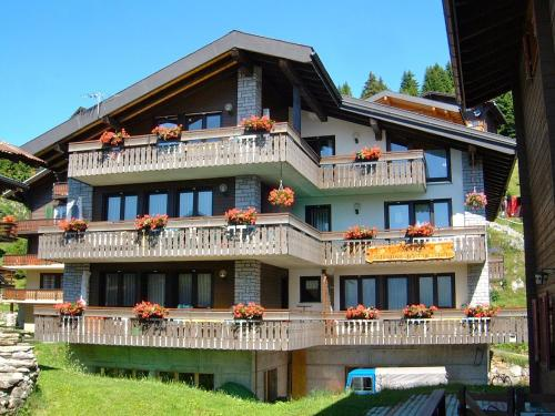Hotel Pictures: Arolle Apartments, Bettmeralp