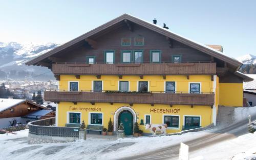 Фотографии отеля: Familienhotel Heisenhof, Вестендорф