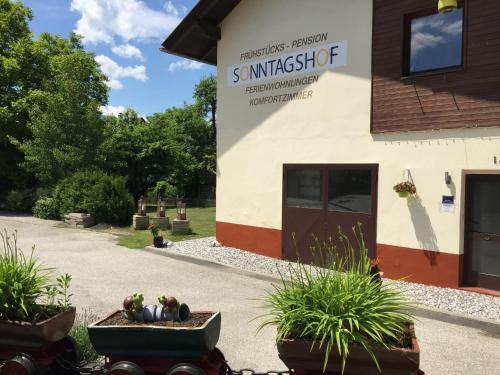 酒店图片: Pension Sonntagshof, Förolach