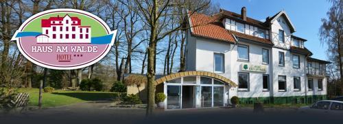 Hotel Pictures: Haus am Walde, Bad Fallingbostel