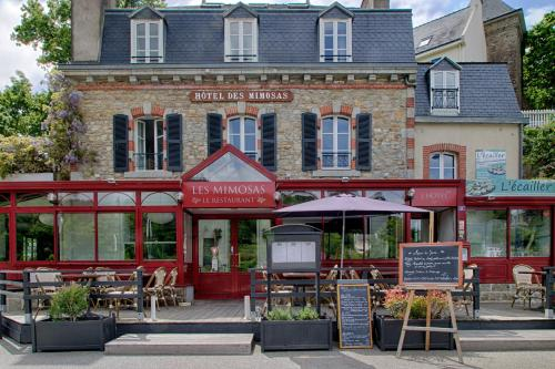 Hotel Pictures: Hotel Les Mimosas, Pont-Aven
