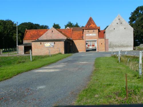ホテル写真: Gîte ferme du moulin, トゥルネー