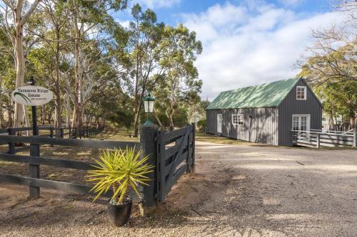 Tarascon Ridge Estate