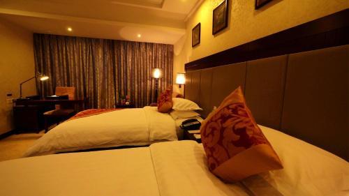Hotel Pictures: Woge Sizhou Hotel, Xuyi