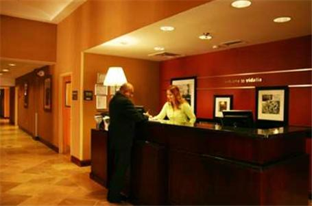 Hampton Inn Vidalia Review