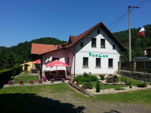 Hotel Pictures: Pension Formanka, Splzov