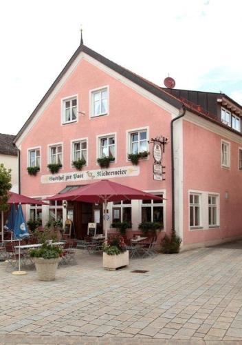 Hotel Pictures: Gasthof zur Post, Dietfurt