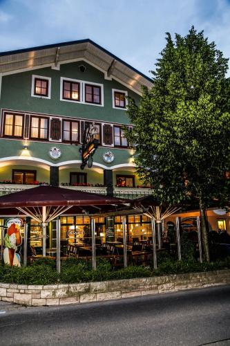 Fotografie hotelů: Café Maier, Golling an der Salzach