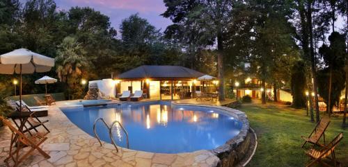 Zdjęcia hotelu: Posada del Sauce, Villa General Belgrano