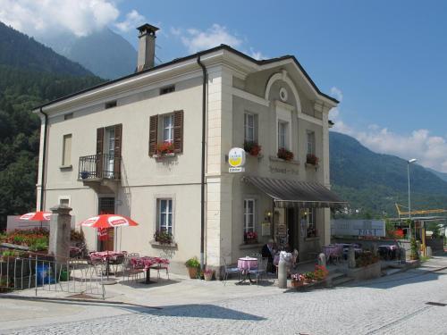 Hotel Pictures: , Castasegna